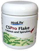 AquaLife CSPro Calanus & Spirulina Flake Food