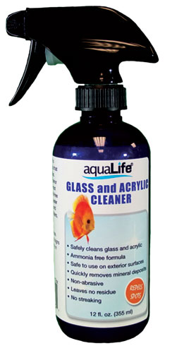AqualLife Glass and Acrylic Cleaner