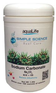 AquaLife Simple Science Sodium Carbonate